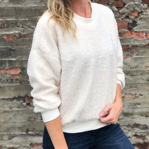 New super soft Sherpa long sleeved
